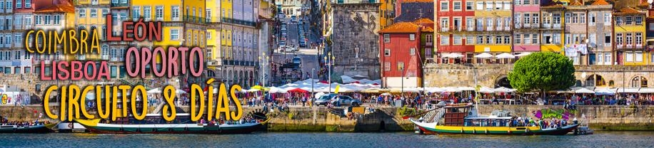 Vistas del rio Tajo y Barcos en Portugal