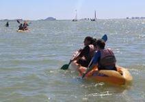 P4 (CALARREONA) - Día 2: náutica y actividades