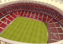 Tour guiado Wanda Metropolitano - Secundaria