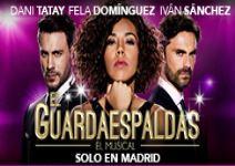 """Musical """"El Guardaespaldas"""" (2,5h) - ANFITEATRO A"""