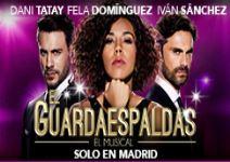 "Musical ""El Guardaespaldas"" (2,5h) - CLUB B"