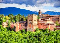 Guía para visita de la Alhambra y Jardines (3h)