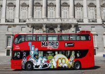 Autobús turístico mayores de 15 años (panorámico)