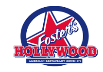 Almuerzo o cena en Foster's Hollywood