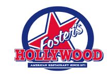 Almuerzo en Foster's Hollywood