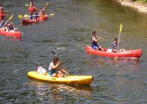 Kayak (1/2 jornada)