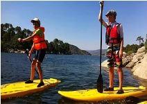 P4-VI-Día 2: Iniciación a vela, Paddle Surf y Taller de Estrellas
