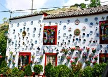 Visita libre por el barrio del Sacromonte de Granada (2h)