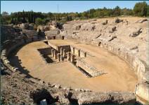 Visita libre a las Ruinas de Itálica (1/2 jornada)