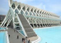 Ciudad de las Artes y las Ciencias: Museo +  Hemisféric  (Media Jornada)