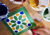 Taller de azulejos (1h30)