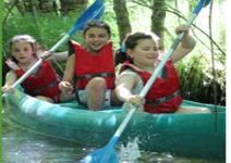 P4-MB-Día 3: Tiro con arco y canoas.