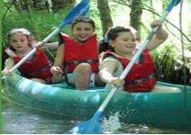 P5-MB-Día 1: Llegada, canoas y tiro con arco.