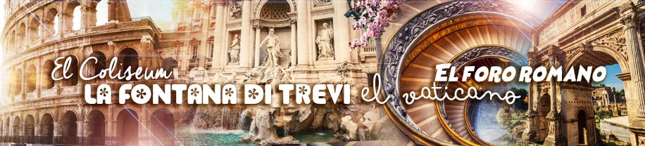 Viaje fin de curso Económico a Roma