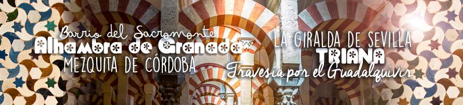 Viaje a Granada, Sevilla y Córdoba