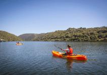 P4 - RS - Día 1:  Circuito multiaventura, kayak y velada