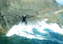 Coasteering (1/2 jornada)