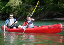 Descenso en Canoa Rio Sella (1/2 jornada)