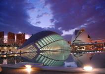 Ciudad de las Artes y las Ciencias: Museo + Oceanográfico + Hemispheric (1 jornada - 1er. Día)