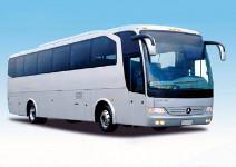 Autobús para 50 personas traslados Aeropuerto  Fiumicino / Ciampino - hotel - Aeropuerto Fiumicino con asistencia
