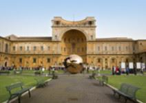 Entrada a los Museos Vaticanos con audioguía (3h)