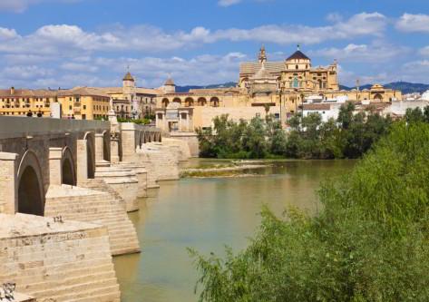 rio y vistas de Córdoba