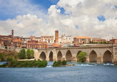 Puente en el viajes de estudiantes a Valladolid