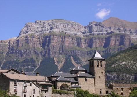 Las montañas del Pirineo Aragonés