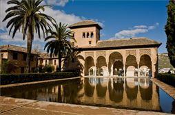 El encanto de la Alhambra de Granada