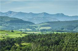 vistas dle viaje de fin de curso en Cantabria