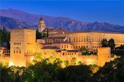 Granada, Málaga y Córdoba Alhambra