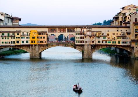 Puente en Viaje a Florencia
