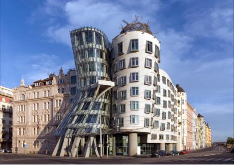 Edificio de Praga