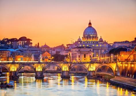 La catedral de Roma