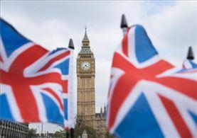 Banderas de Inglaterra viaje de estudios a Londres