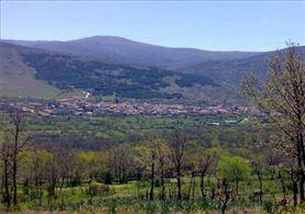 vistas de la Sierra de Madrid