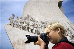 fotografiando Portugal en el viaje de estudiantes