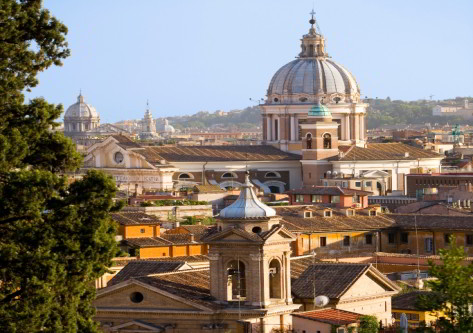 Monumento en Roma