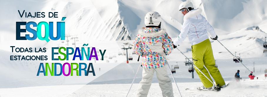 Ofertas en Viajes de esquí para Colegios